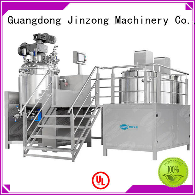 Jinzong Machinery yga reaction kettle online for reflux
