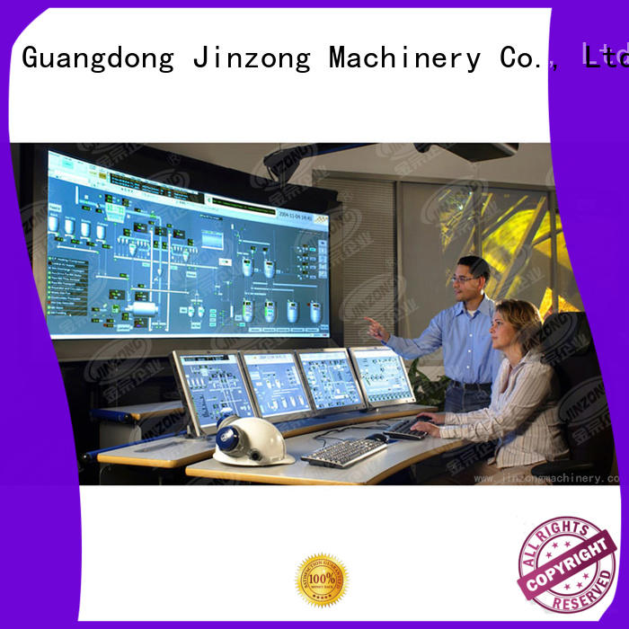 Jinzong Machinery precise automated production systems supplier for plant
