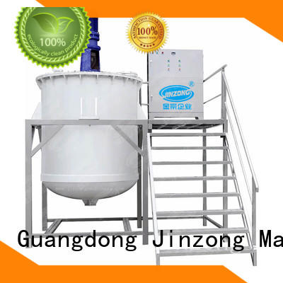 Jinzong Machinery practical stainless mixing tank online for paint and ink