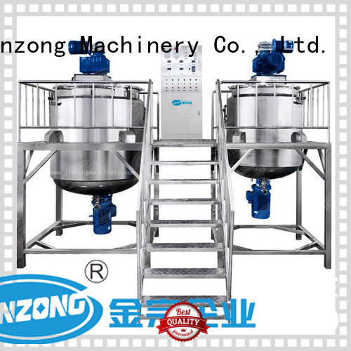 making mixing tank design wholesale for petrochemical industry Jinzong Machinery