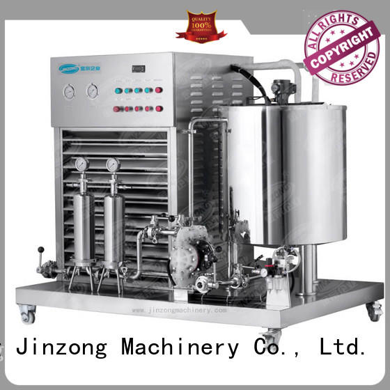 Jinzong Machinery bottles labeling machine high speed for nanometer materials