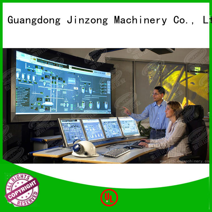 system production system production for factory Jinzong Machinery