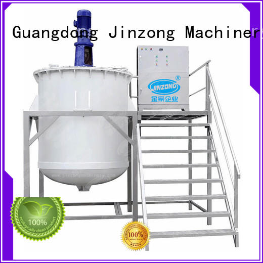 practical Liquid Detergent Mixer mlr high speed for food industry