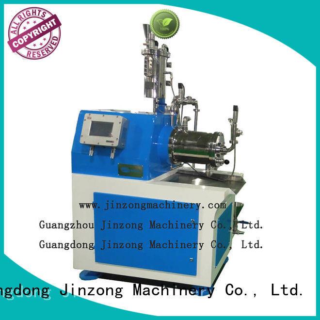 Jinzong Machinery safe powder mixer machine on sale for workshop