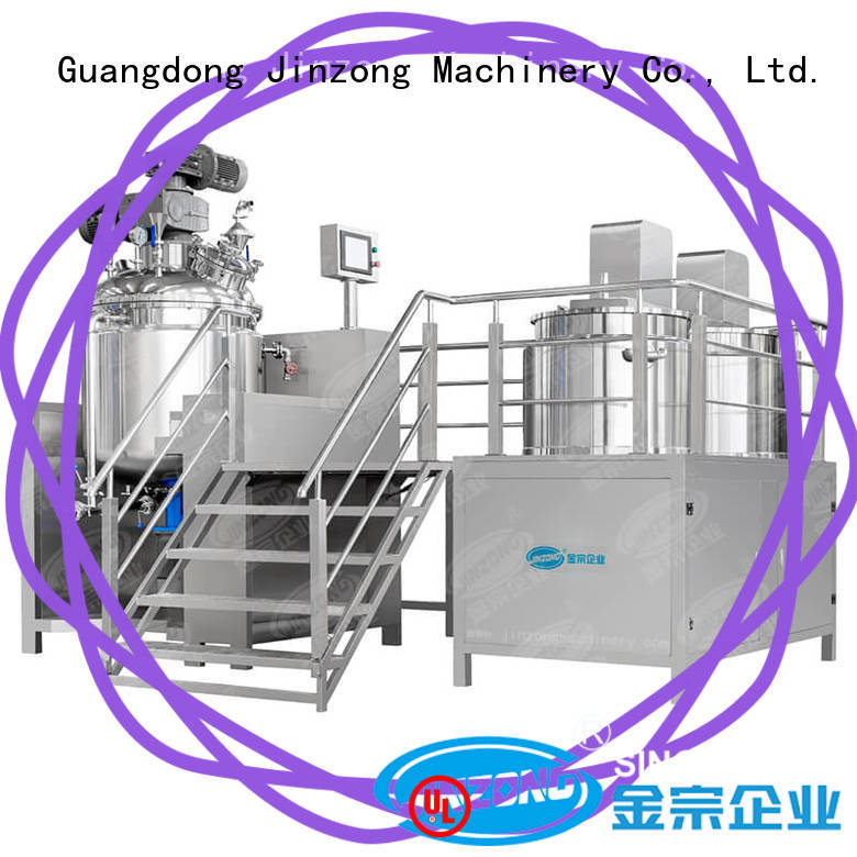 Jinzong Machinery customized extraction and concentration tanks pilot plant for sale for pharmaceutical