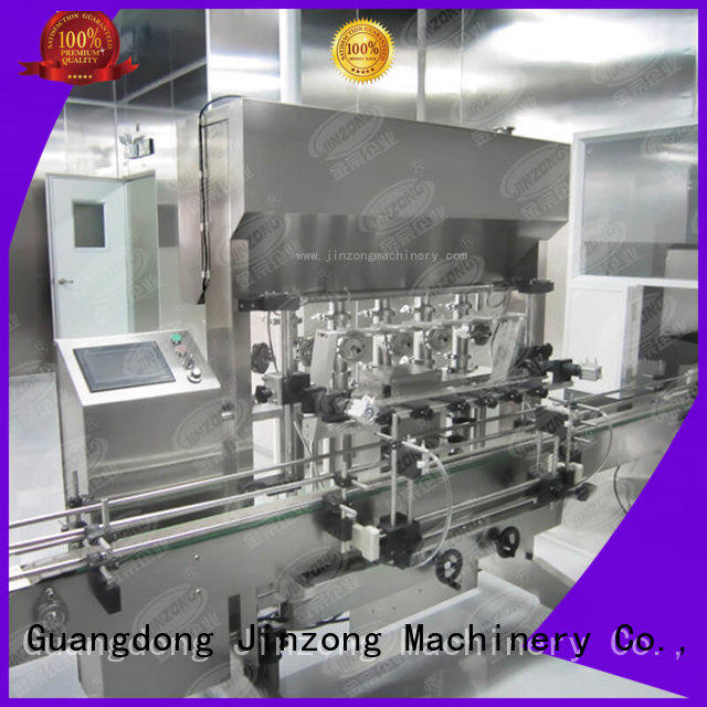 Jinzong Machinery precise cream filling machine wholesale for food industry