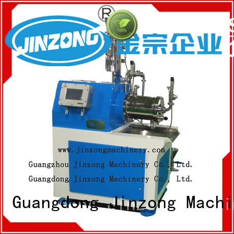 Jinzong Machinery energy sand mill manufacturers high speed for factory