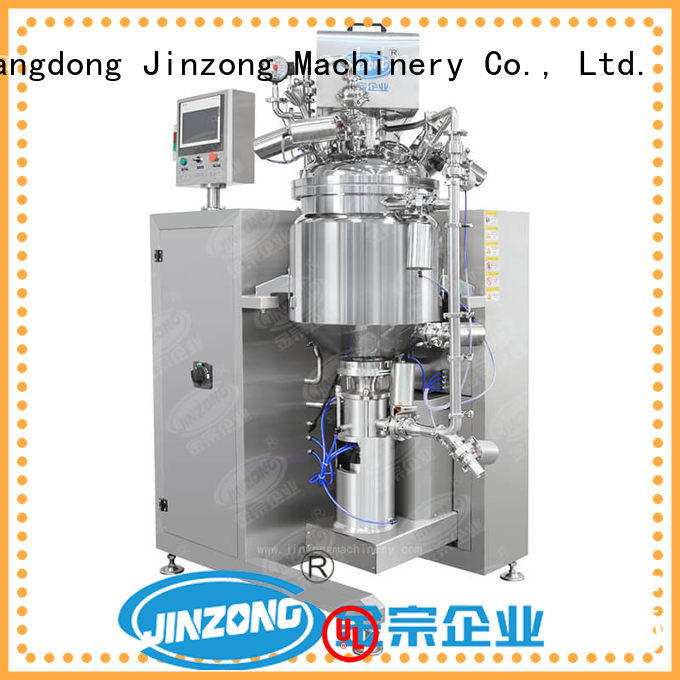 Jinzong Machinery jr pharmaceutical mixing equipment online for reflux