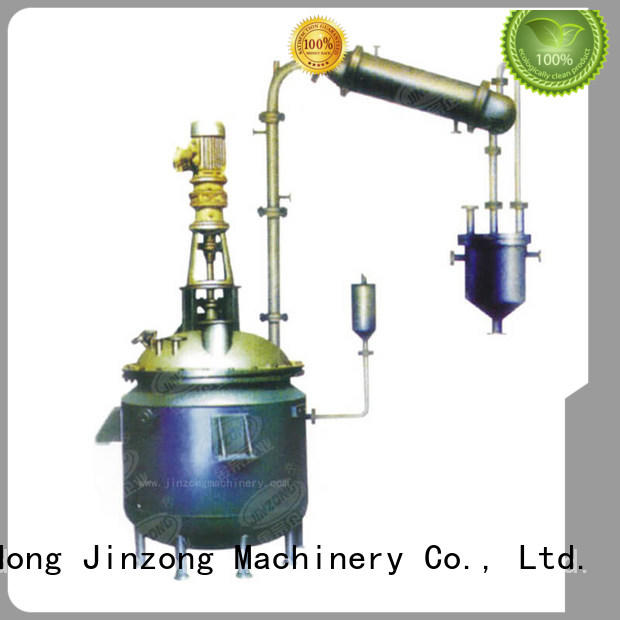 Jinzong Machinery stainless steel chemical filling machine on sale for distillation