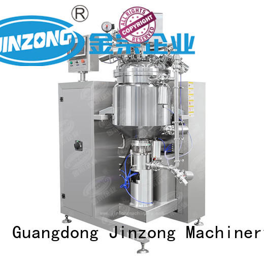 series pharmaceutical injection whole set dispensing machine system jrf for reaction Jinzong Machinery