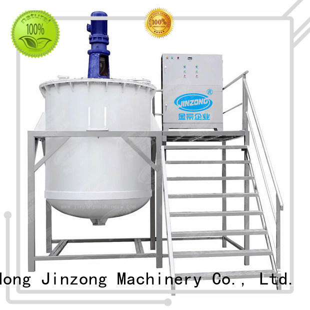 Jinzong Machinery practical industrial tank mixers factory for food industry