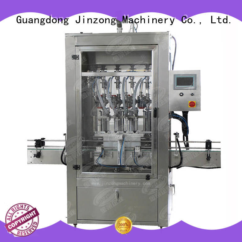 homogenizing stainless mixing tank factory for food industry Jinzong Machinery