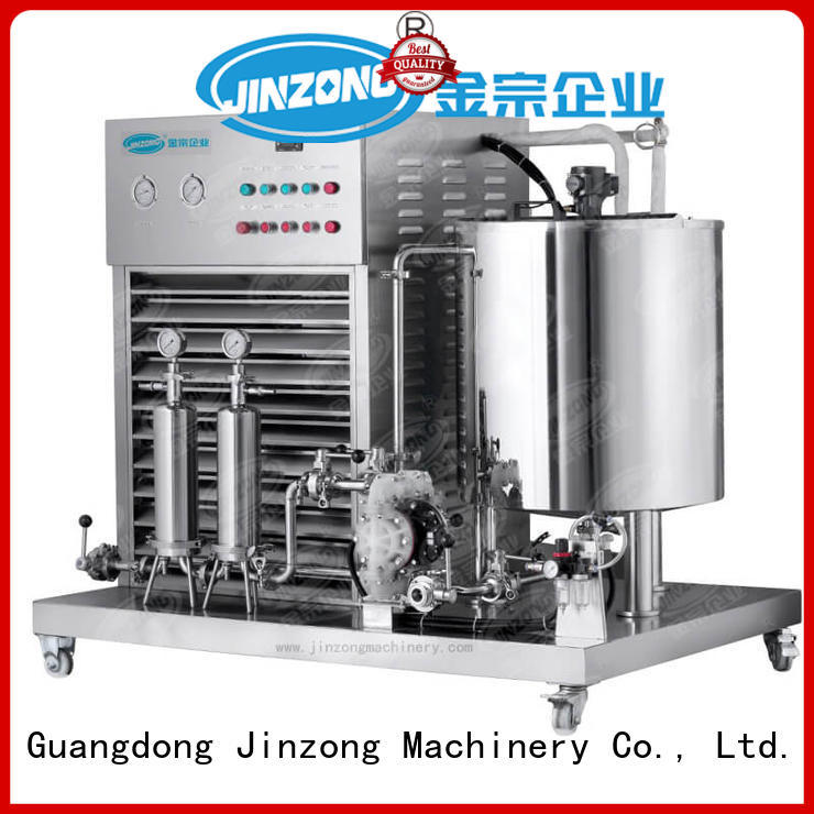 cream cosmetic filling and packaging factory for paint and ink Jinzong Machinery