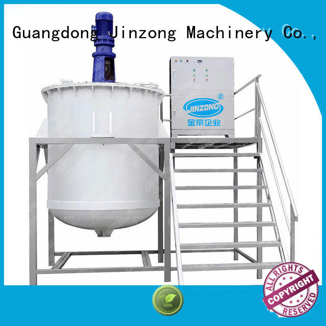 Jinzong Machinery side lotion filling machine wholesale for petrochemical industry