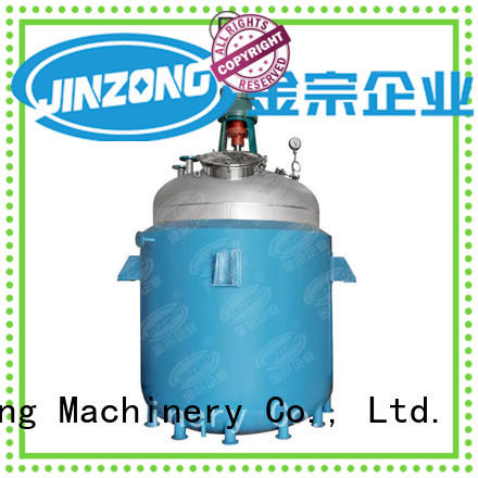 Jinzong Machinery professional hot melt adhesive reactor customized for The construction industry