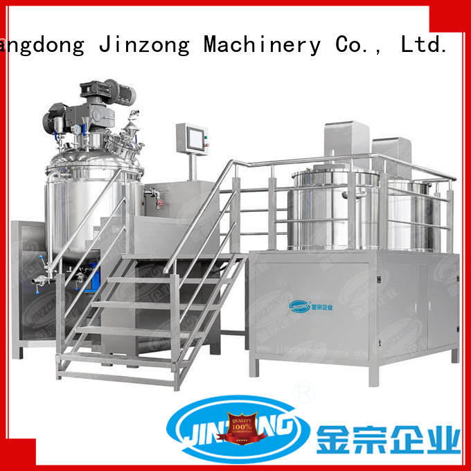 Jinzong Machinery series reaction kettle online for reaction