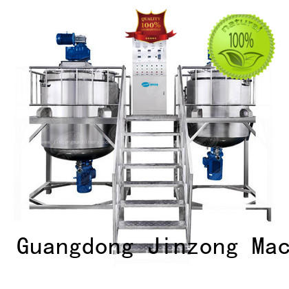 utility Vacuum emulsifier perfume factory for petrochemical industry