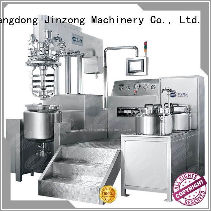Jinzong Machinery multi function tank crystallizer online for pharmaceutical
