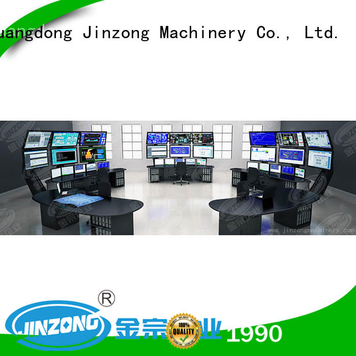 Jinzong Machinery precise production system high-efficiency for factory