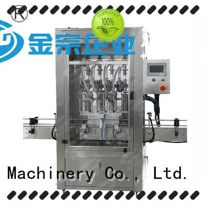 double filling machines for cosmetic creams & lotions bottles for nanometer materials Jinzong Machinery