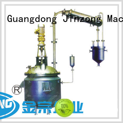 Jinzong Machinery stainless steel resin reactor Chinese for The construction industry