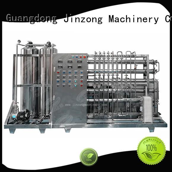 Jinzong Machinery precise Shampoo making machine wholesale for petrochemical industry