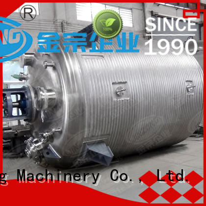 Jinzong Machinery carbon chemical process machinery manufacturer for reflux