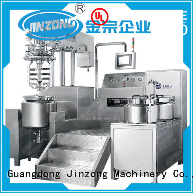 customized ointment manufacturing machine machine supplier for pharmaceutical