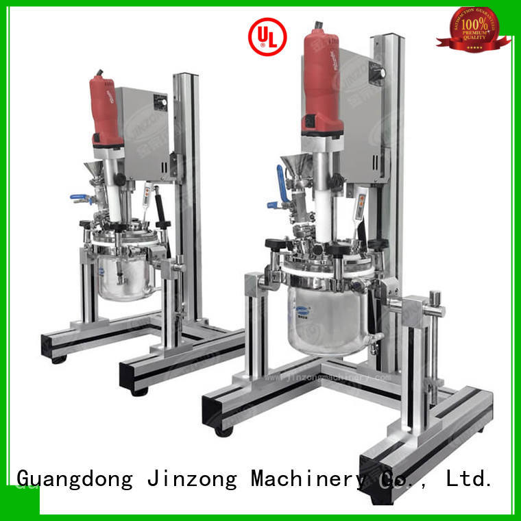 Jinzong Machinery pvc mixing tank design wholesale for nanometer materials