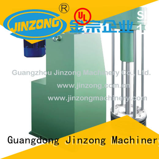 Jinzong Machinery basket industrial powder mixer supplier for plant