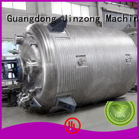 Jinzong Machinery pilot what is reactor online for stationery industry
