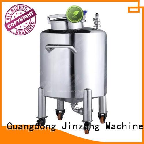 Jinzong Machinery side cosmetic cream making machine wholesale for nanometer materials