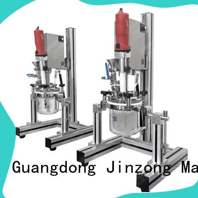 Jinzong Machinery utility cosmetic manufacturing equipment high speed for paint and ink