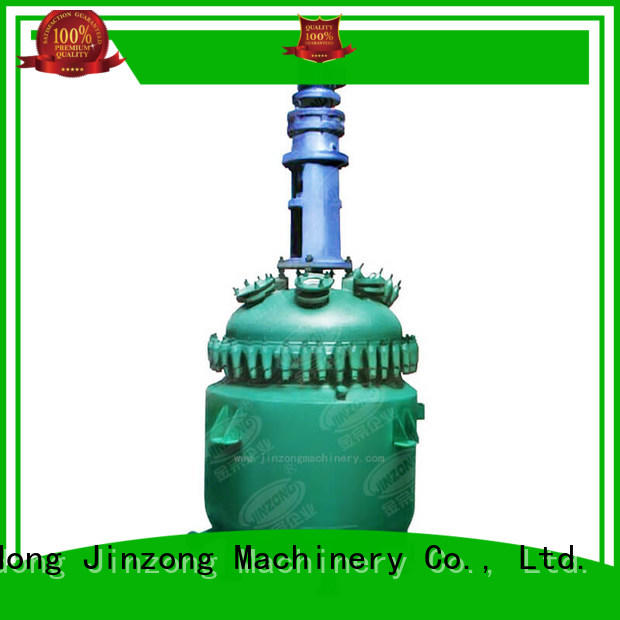 Jinzong Machinery stainless steel lab reactor Chinese for stationery industry