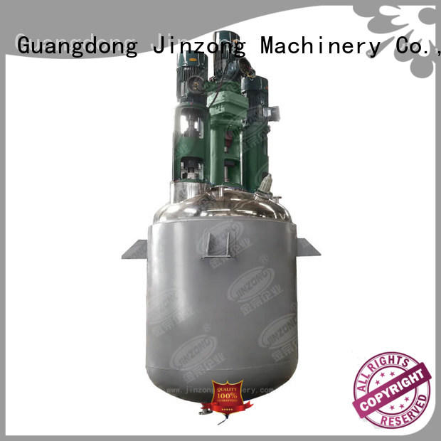 Jinzong Machinery multifunctional chemical machine on sale for reflux