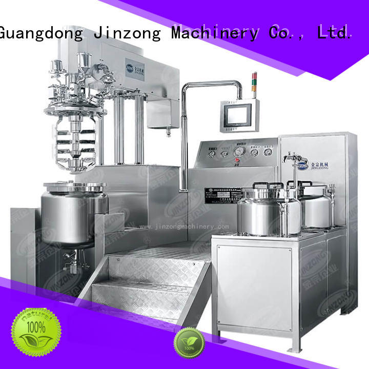 Jinzong Machinery series pharmaceutical production line supplier for reaction