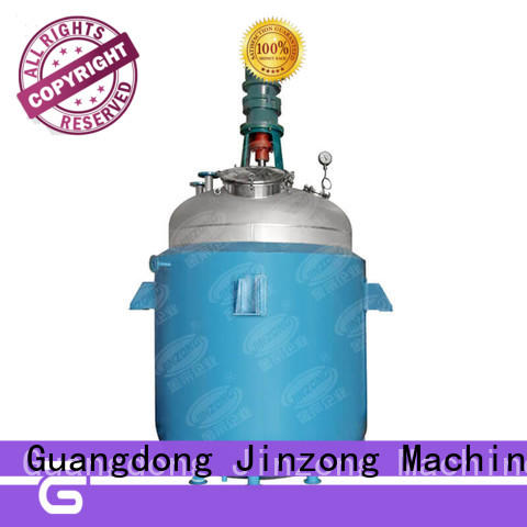 medium what is reactor stainless for reaction Jinzong Machinery