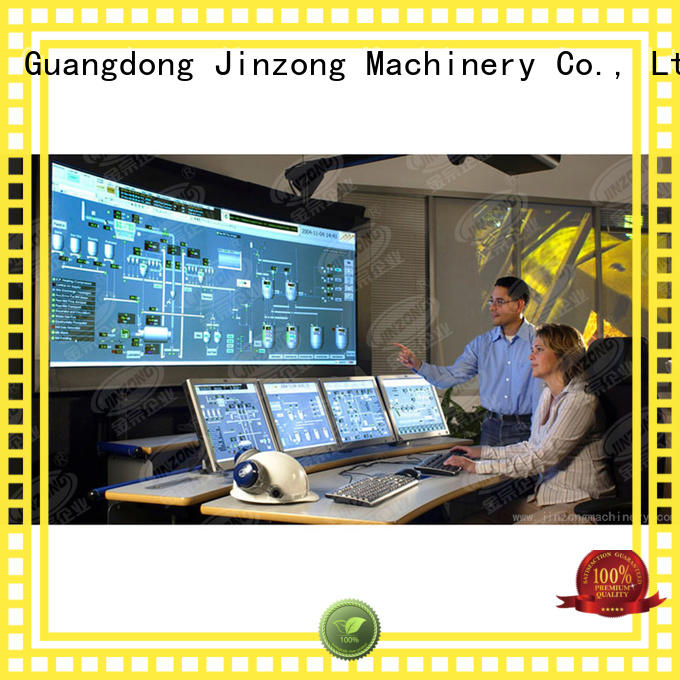 Jinzong Machinery precise the production system high speed for workshop