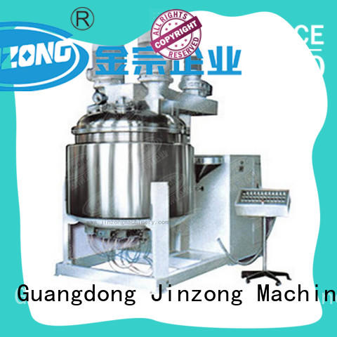 Jinzong Machinery series automatic filling machine online for food industry