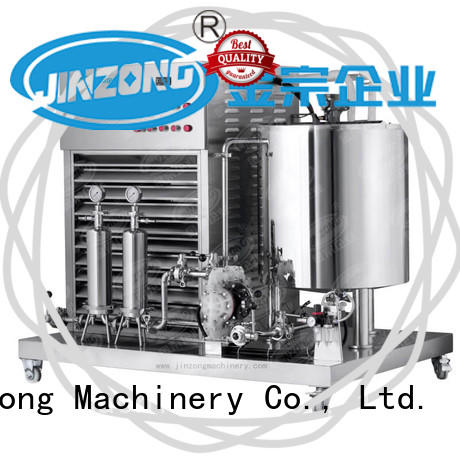 side cosmetic machine factory for food industry Jinzong Machinery