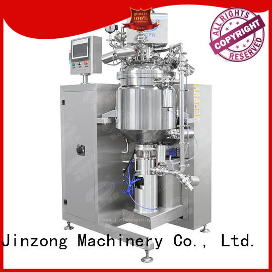 customized pharmaceutical machinery equipment ointment supplier for food industries