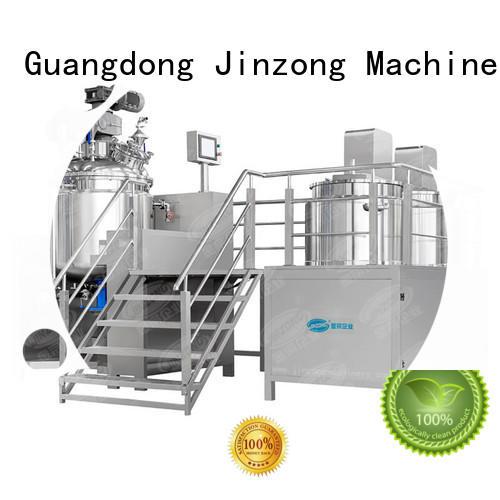 Jinzong Machinery pharmaceutical filling machine vacuum for reflux