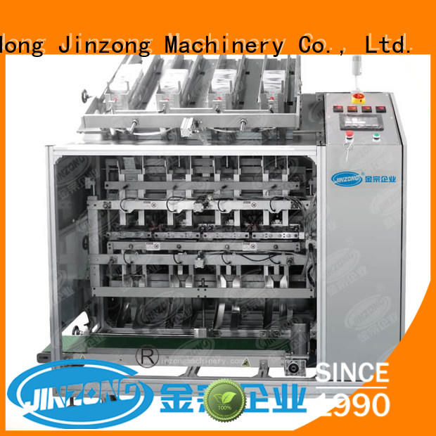 Jinzong Machinery practical emulsifying mixer liquid for food industry