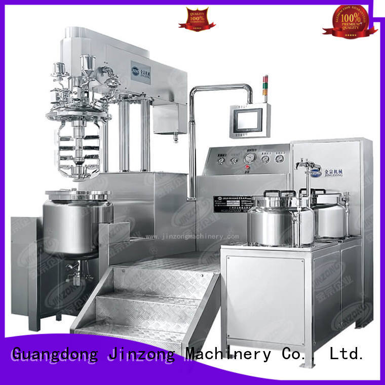 Jinzong Machinery jr stainless steel water storage tank supplier for pharmaceutical