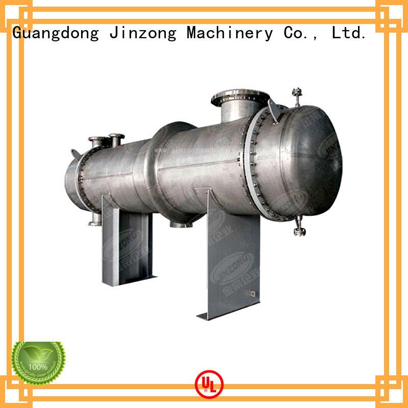 Jinzong Machinery technical hot melt adhesive reactor Chinese