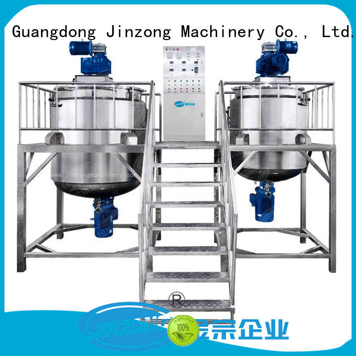 Jinzong Machinery labeling cosmetics equipment suppliers wholesale for paint and ink