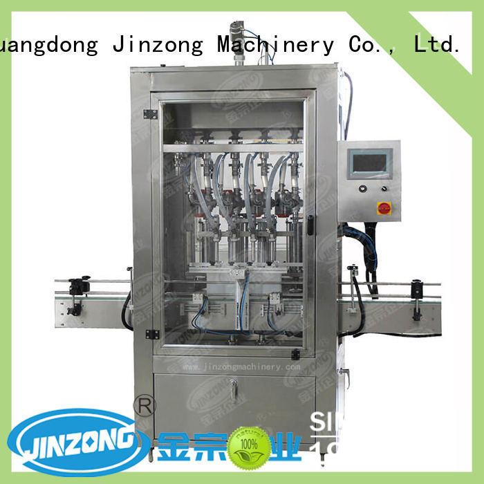 Custom Automatic Cream Filling Machine