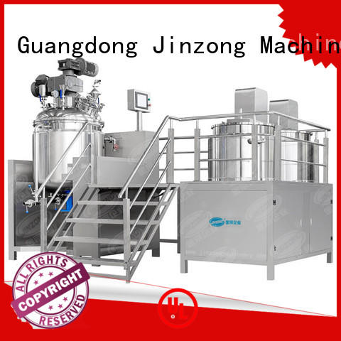 good quality pharmaceutical reaction reactors jrf for sale for food industries