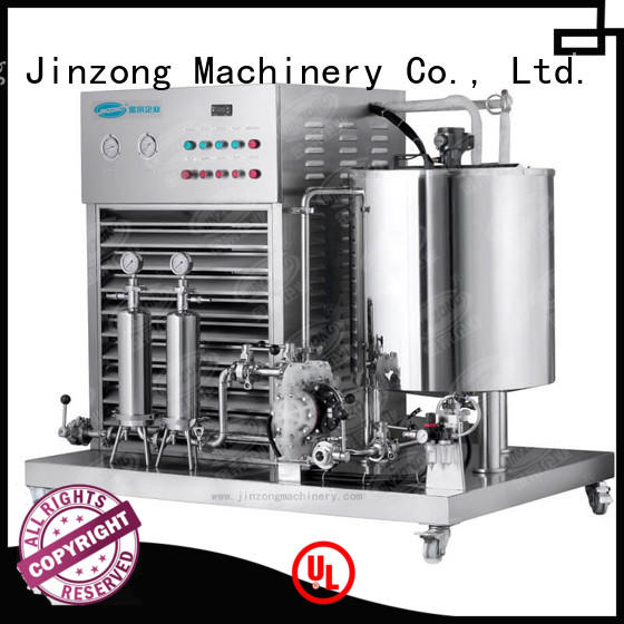 Jinzong Machinery jy shampoo filling machine factory for food industry