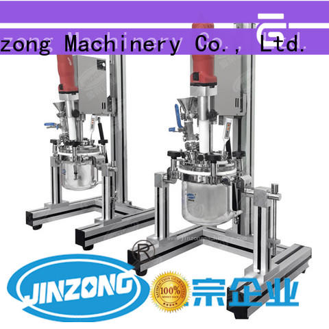 Jinzong Machinery precise chemical mixing tank factory for food industry